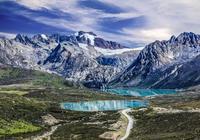 317聯手318,霸佔川藏最美風景,旁邊祕境薩普,這條環線太酷了