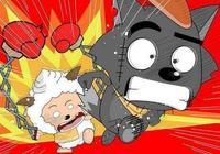 大家覺得動畫片喜羊羊與灰太狼羊和狼誰更壞?