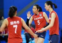 中國女排五大名將缺席全運會留遺憾:朱婷楊珺菁領銜