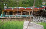 自駕遊西藏,西藏的村莊很美很安靜,去西藏看看吧