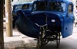 八十年代老照片裡的老爺車