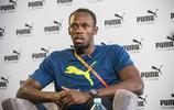 尤塞恩·博爾特,1986年生於牙買加特里洛尼,奧運會冠軍,男子100米,200米世界紀錄保持者