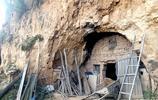 11張山裡窯洞的照片,讓你感受到貧窮而原始的自然生活!