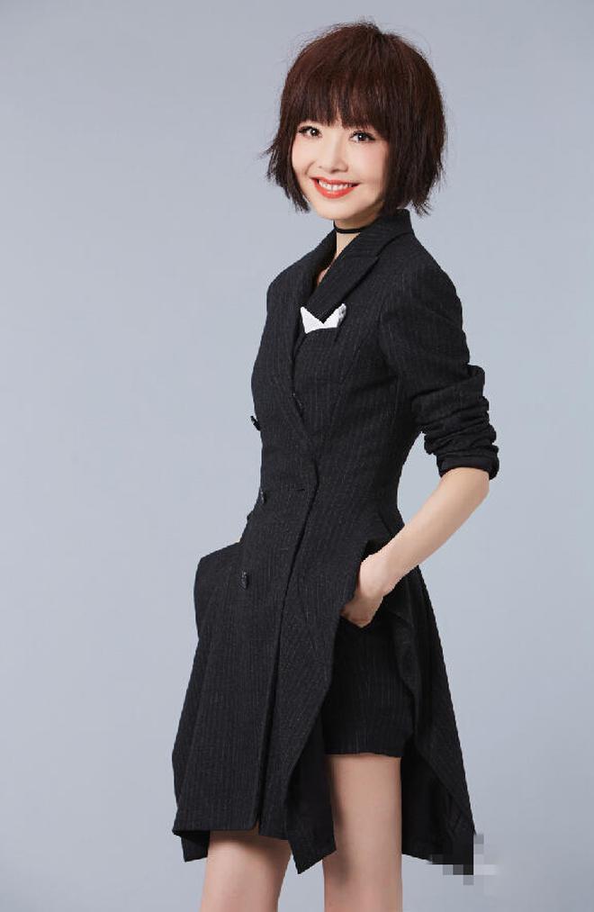 訪談節目主持人陳魯豫,以瘦出名!