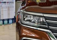 國產大7座SUV比漢蘭達大氣,標配全LED大燈,內飾科技豪華