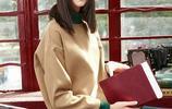 秋冬季森宿衛衣必不可少,加絨顯瘦保暖兩不誤,優雅減齡又顯氣質
