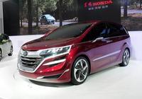 本田推出全新MPV,顏值不輸埃爾法,或售15萬將成GL8勁敵