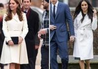 梅根王妃穿衣打扮總是比凱特慢半拍,再多爭吵也是淚!
