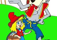 爆笑短劇本《小紅帽》