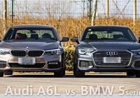 全新奧迪A6L和寶馬5系怎麼選?哪個更有面子誰更保值
