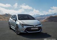 新一代豐田卡羅拉旅行運動版   WLTP百公里綜合油耗3.3升的旅行車