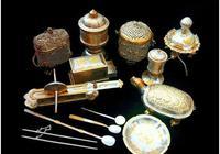 世界上最早的茶具,出自中國法門寺地宮,絕世珍寶!