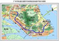 這下火了,廣州地鐵2017年底將同時開通4條新線 是否經過你家?