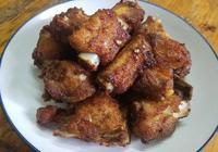 椒鹽排骨,很多人都愛吃的一道家常菜,做法簡單味道香,值得一吃