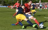 足球——歐洲青年冠軍聯賽:薩爾茨堡奪冠