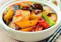 美食推薦:地三鮮,青椒炒肉絲,家常茄子的做法
