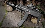 六大微型衝鋒槍