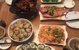 第一次去女朋友家,丈母孃做了一桌子菜,我吃的很難受