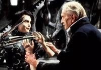 《剪刀手愛德華》機器人和美少女的虐心愛情,註定悲劇的童話