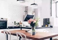廚房貼什麼磚好看?現在都流行這樣設計了