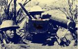 老照片:臺兒莊戰役罕見照,圖2為守城士兵,旗在人在,旗倒人亡