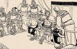 三國559:韓遂暗中投降曹操,擺下鴻門宴,打算在酒席間殺死馬超