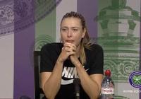 遭遇大逆轉,莎拉波娃連續2年溫網首輪出局