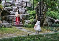 溫州鹿城:市區最具書墨氣息的公園,曲徑通幽待一天—妞兒嬉遊記