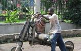 非洲人的生活創造力,沒有理髮店