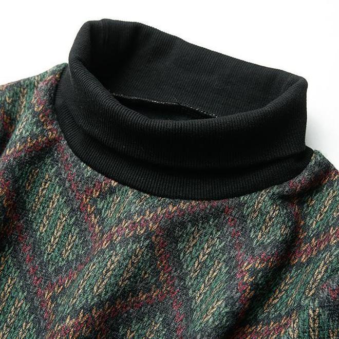 我媽雖然胖,但很會穿!穿12月新款大碼裝,遮腰顯瘦,保暖吸睛