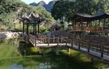 北京的桃源仙谷,森林茂密,潭瀑眾多,是一個天然風景畫廊