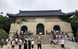 南京有座偉人陵墓,宏偉壯觀門票免費,北京上海遊客都要脫帽致敬