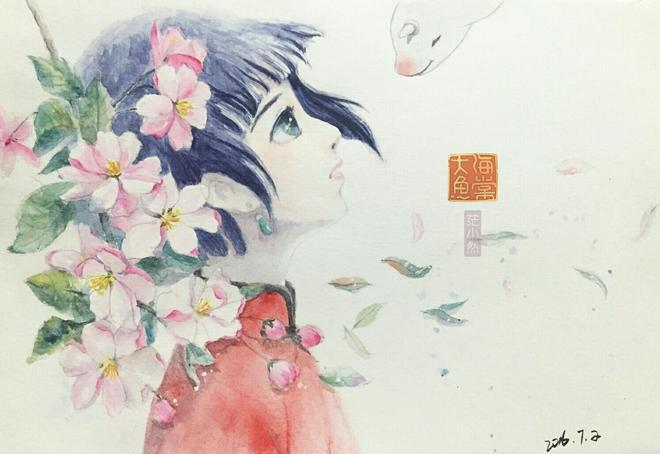 動漫小島 part11~大魚海棠