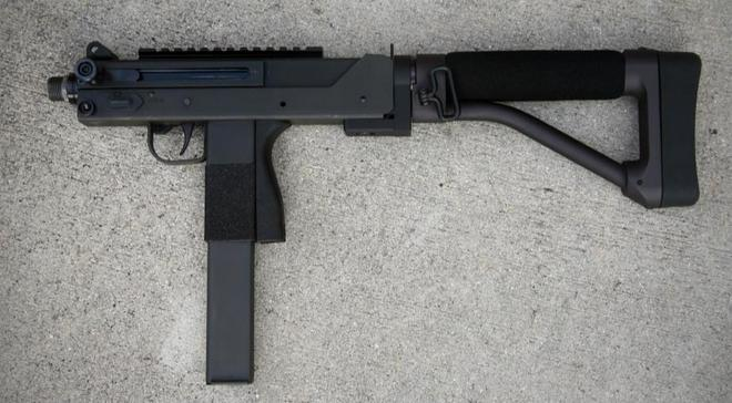 MAC-11衝鋒槍