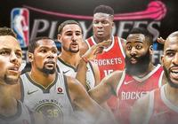NBA季後賽天王山之戰:火箭 VS 勇士