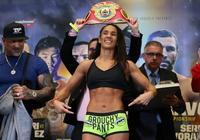 地球最能打的女人!她剛剛拿到7個級別世界拳王,即將追平帕奎奧