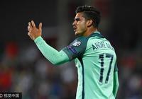 半場-安道爾0-0葡萄牙,A席、誇雷斯馬失良機