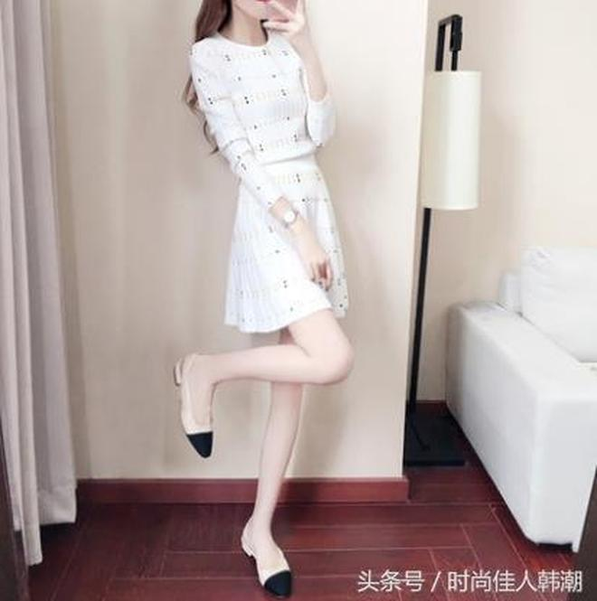 套裝裙秋裝女2017新款顯瘦時髦兩件套女神時尚氣質名媛套裝潮