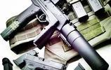 軍事戰術組圖:只有手掌大的MINI微型衝鋒槍,別看小威力精人