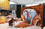 超真的三維錯覺壁畫 分不清壁畫還是現實