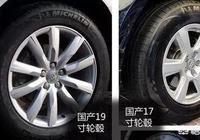 輪轂和輪胎改大一號,車子會有什麼變化?