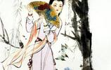 """""""金陵十二釵""""——劉旦宅 · 繪"""