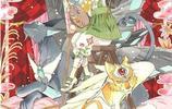 動漫福利——《百變小櫻》彩色原畫高清大圖