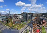 快去打卡!首鋼園區預計近期向公眾開放,被稱為北京新晉網紅地標