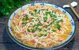 金針菇不要只會刷火鍋,這麼做,爽口開胃營養好,一大盤不夠吃