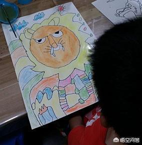 現在很多美術培訓班一味追求創意思維訓練,不教畫畫技術,只教塗色,捏泥巴,靠譜嗎?