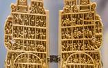 實拍玄奘取經博物館的鎮館之寶,玄奘帶回的象牙造像