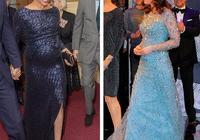 凱特王妃和梅根王妃原本就是不同的人,晚禮服的演繹就是最好例證