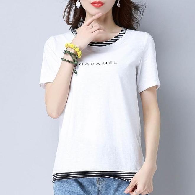 適合胯大腰粗的胖女人10款寬鬆小衫,顯瘦提氣質穿出時髦女人味