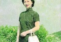 張學良夫人趙一荻,一個敢愛敢恨的女子,也將旗袍視為珍寶!